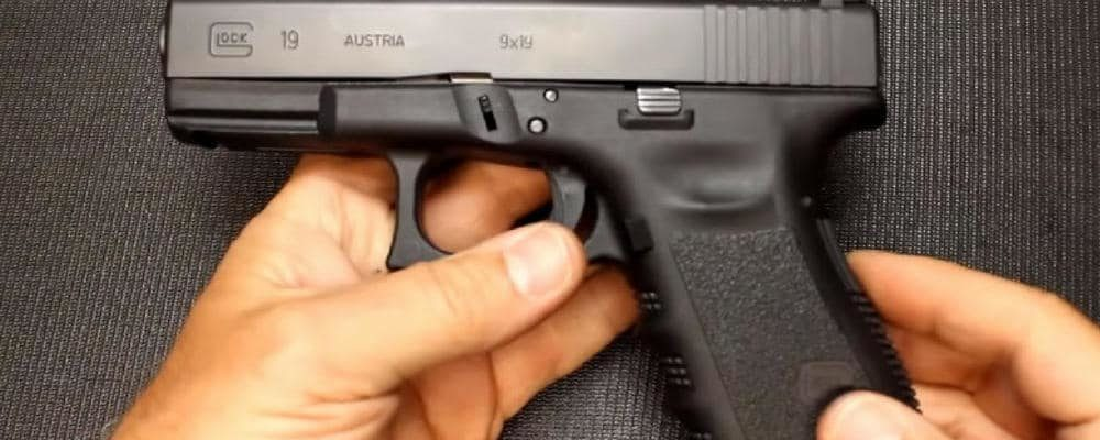 How To Disassemble A Glock: Step By Step Field Stripping